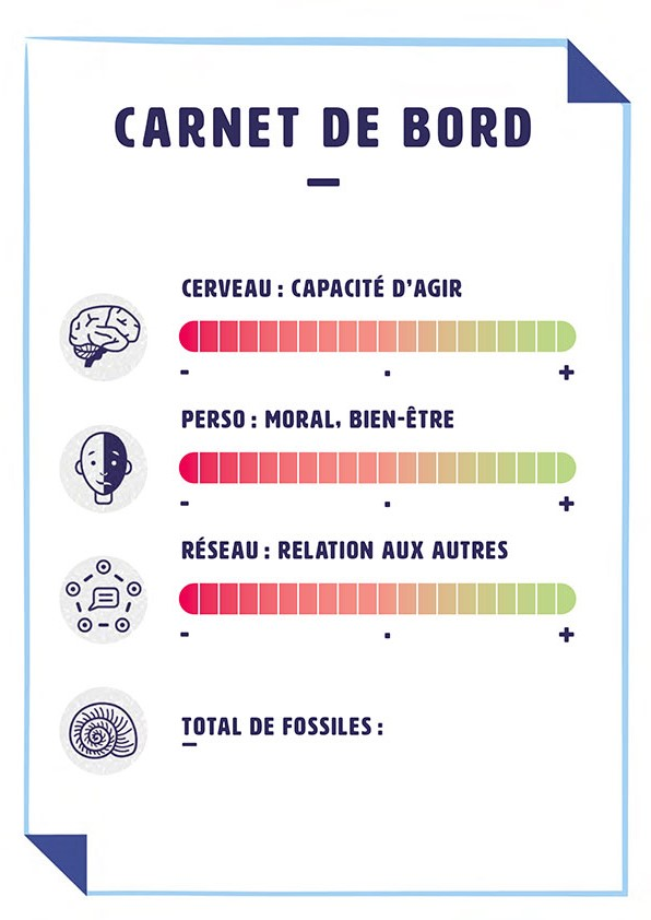 Carnet de bord JAD Addictions